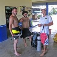 Chaloklum Diving plant einen Tauchausflug zum Marine Park