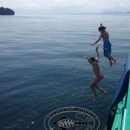 Weitere Frohe Neue 20 (!) Jahre mit dem Team von Chaloklum Diving