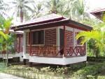 Bungalow mit Klimaanlage Rose Villa Chaloklum Koh Phangan