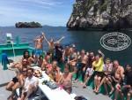 Schnorcheln und Tauchen mit Chaloklum Diving im Marine Park Thailand