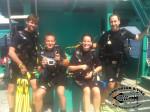 CMAS 2 Sterne Ttaucher am Sail Rock Thailand