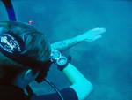 Unterwassernavigation im Angthong Marine Park, Thailand