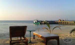 Chaloklum Diving Boot vom Mandalai Hotel Koh Phangan