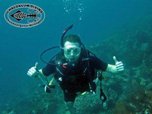Ein gutes neues Jahr von Chaloklum Diving, Koh Phangan